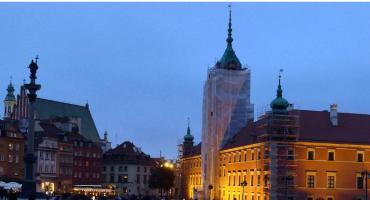 Zamek Królewski – nieustający remont