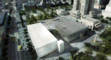 Coraz bliżej budowy Muzeum Sztuki Nowoczesnej na Placu Defilad