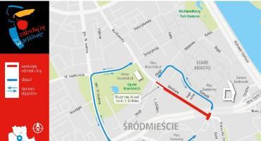 Plac Krasińskich ponownie otwarty
