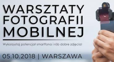 Warsztaty fotografii mobilnej z Mariuszem Stachowiakiem w WONDER PHOTO SHOP