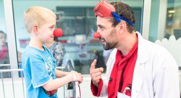 Lekarze Szpitala Pediatrycznego niczym kultowy