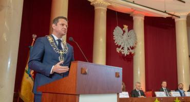 Zaprzysiężenie nowego Prezydenta m. st. Warszawy