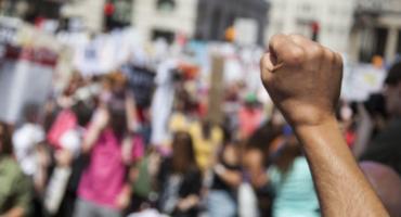 Śródmieście zakorkowane. Rolnicy strajkują.