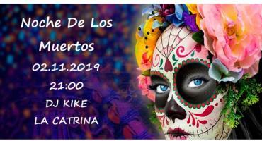 Impreza Noche De Los Muertos w San Esco Barze!