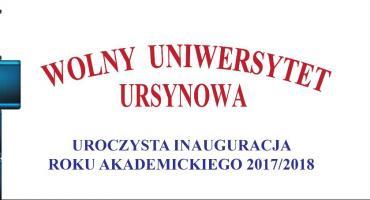 Wolny Uniwersytet Ursynowa rozpoczyna działalność w roku akademickim 2017/2018