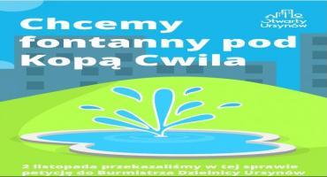 Jest szansa na odnowienie fontanny i zbiornika wodnego w Parku im. Romana Kozłowskiego