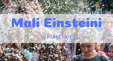 Mali Einsteini - cykliczne warsztaty dla dzieci na Ursynowie