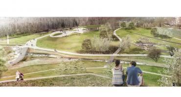 Wiemy jak będzie wyglądał park przy Górce Kazurce