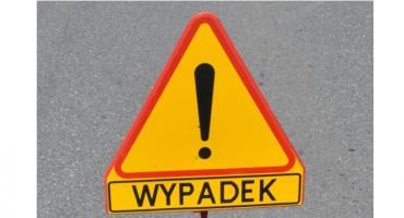 Ul. Korkowa - utrudnienia spowodowane wypadkiem