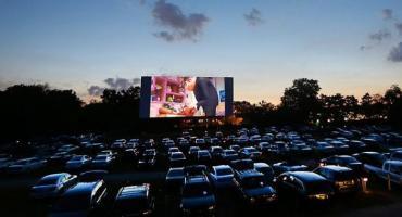 Kino samochodowe w Wawrze