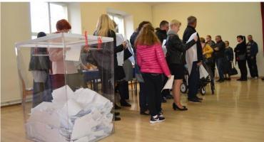 Wesoła: znamy już pełne wyniki! Frekwencja w prawie każdym okręgu wyniosła ponad 70%!