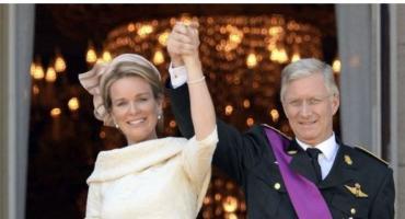 Belgijska para królewska przyjedzie do Powsina