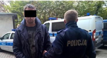 Policja zatrzymała stalkera. Nękał kobietę już ponad rok