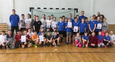 Turniej Halowej Piłki Nożnej w Bulkowie (eliminacje gminne)
