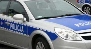 Wypadek w Cekanowie na DK62