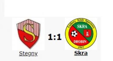 LKS Stegny Wyszogród -LKS Skra Drobin
