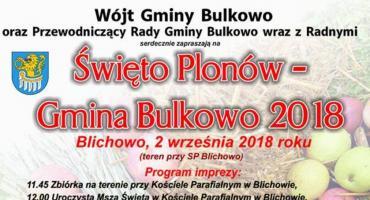 Święto Plonów Gmina Bulkowo