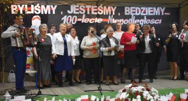 I Wieczorek Pieśni Patriotycznej w Bulkowie - Seniorzy dla Niepodległej