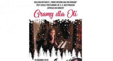 Gramy Dla Oli 16 grudnia Wyszogród