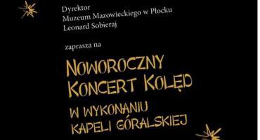 Noworoczny Koncert Kolęd - 12.01.2019r. Szkutnia godz.12.00