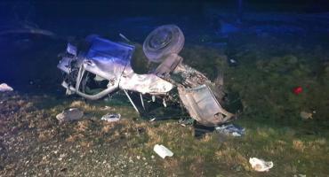 8 luty 2019 wypadek na drodze nr 62