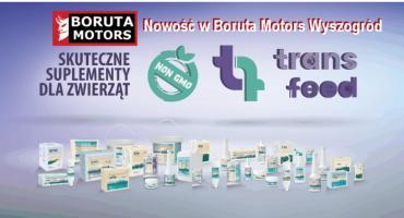 Nowość w Boruta Motors - preparaty dla bydła