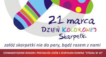 21 marca dzień kolorowej skarpetki