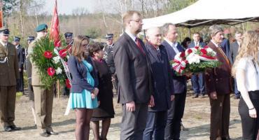 9 rocznica katastrofy smoleńskiej. Uroczystości w Grzybowie