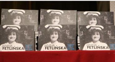 Inauguracja książki o śp. senator Janinie Fetlińskiej w Niepokalanowie