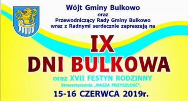 IX Dni Bulkowa - 15-16 czerwiec 2019