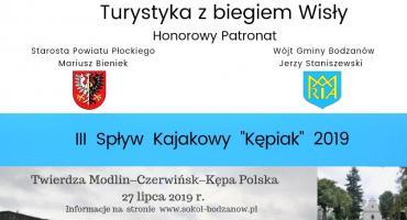 W Kępie Polskiej działają lokalnie !