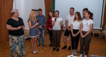 """w Pałacu w Gawłowie niesamowita """"Lekcja dla Rodaka"""""""
