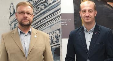 Podsumowanie wizyty w Przasnyszu. Spotkanie z Burmistrzem Łukaszem Chrostowskim