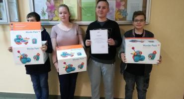 Młodzi mechatronicy w SP Wyszogród