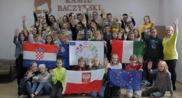 ERASMUS + w SP Wyszogród