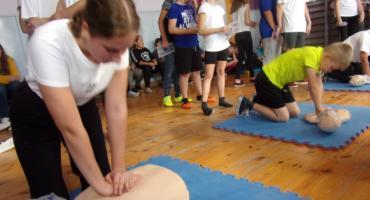 Światowy Dzień Przywracania Czynności Serca - WOŚP - rekord w pierwszej pomocy