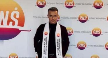 Daniel Borzewski z Radzikowa Nowego - Mister Publiczności w TVP