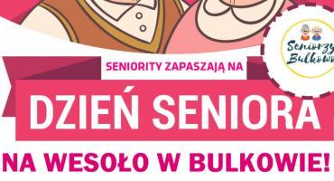 Dzień Seniora na wesoło w Bulkowie 16 XI