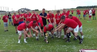 Mazowiecki Turniej Piłki Nożnej Jednostek Straży Pożarnej w Kazanowie