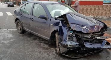 Wypadek w Policznie