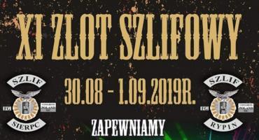 SZLIFOWY ZLOT MOTOCYKLOWY BLEDZEWO 30,08,2019