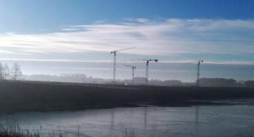 Lokalne firmy budują Park of Poland koło Mszczonowa
