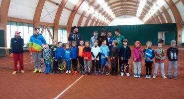 Tenisowy turniej dla najmłodszych