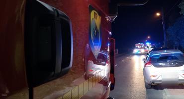 Zdarzenie drogowe w Radziejowicach