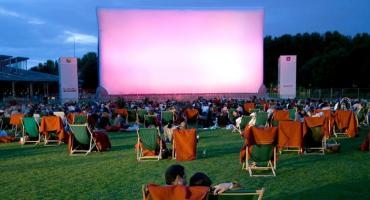 Kino plenerowe w Żyrardowie