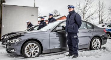 Nieoznakowane BMW pracuje od dziś w Skierniewicach