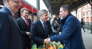 ŁKA: od 13 marca regularne połączenie Łódź – Skierniewice – Warszawa