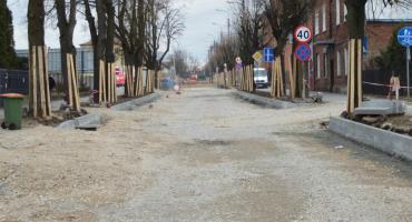 Sprawdź kiedy zakończą się prace przy ulicy 1 Maja