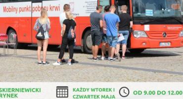 Pomóżmy Tadeuszowi Tworkowskiemu- oddajmy krew