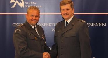 Zmiany w kierownictwie Zakładu Karnego w Łowiczu